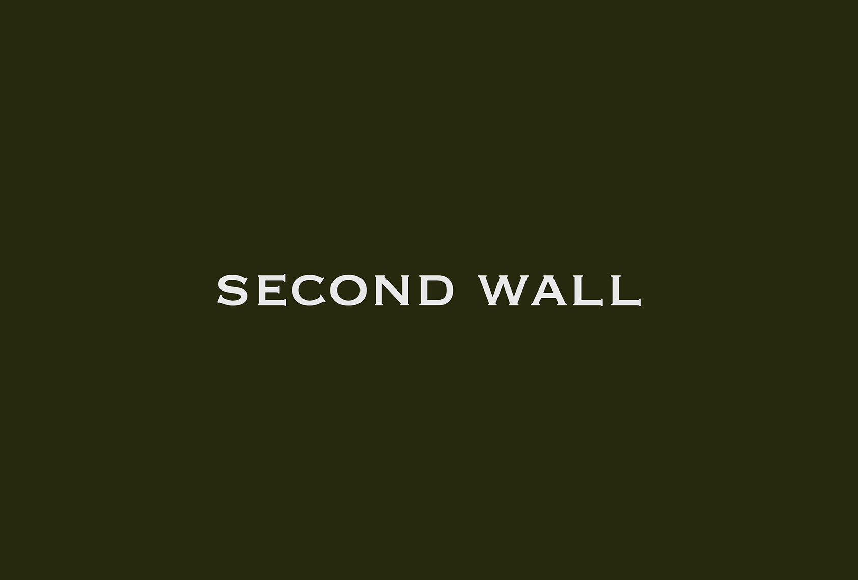 second wall_green